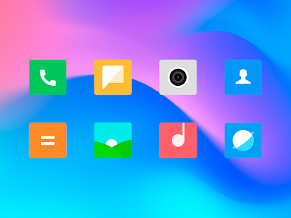 MIUI 10 LIMITLESS - ICON PACK v2 6 [Patched] [Latest] | APK4Free