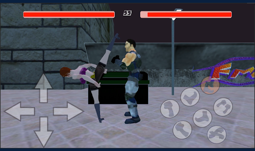 Fight Masters 3D fighting game- screenshot thumbnail