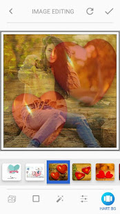 Download Heart Overlay Name Art For PC Windows and Mac apk screenshot 1