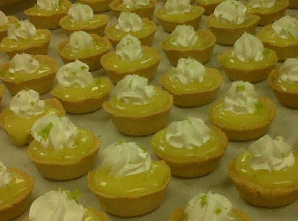 Mini Lemon Tarts Recipe
