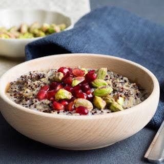 Peruvian Porridge with Quinoa and Amaranth (Vegan and GF)