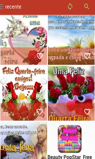 Mensagens de Quarta Feira 2.0.0.0 screenshots 2