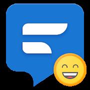 Textra Emoji - Emoji One Style  Icon