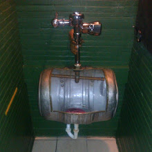 Photo: North Country Urinal - How Budweiser is made
