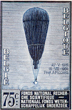"Photo: ""Ballon Piccard"" (26-11-1932)."
