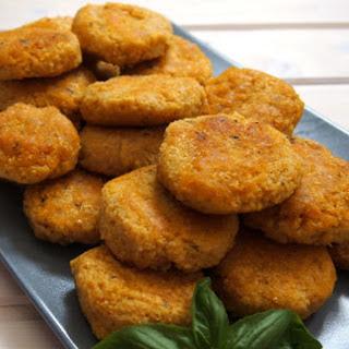 Millet Fritters [Vegan, Gluten-Free].