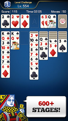 Solitaire Grand Royale : Klondike android2mod screenshots 2