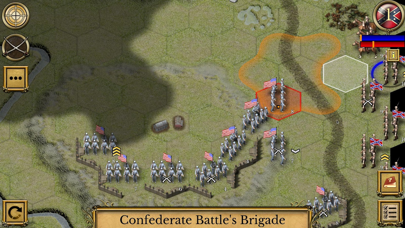 Civil War: 1864- screenshot