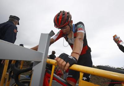 Dylan Teuns grijpt opnieuw nipt naast ritwinst in de Vuelta, verrassende Spanjaard wint