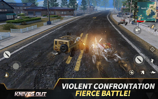 Knives Out-No rules, just fight! modavailable screenshots 17