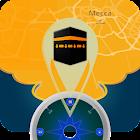 Cercatore di direzione Qibla - bussola qibla icon