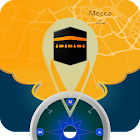 Qibla direction finder - qibla compass icon
