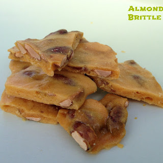 Amazing Easy Almond Brittle