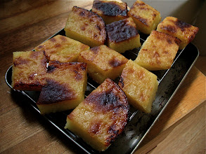 Photo: cassava cake – Asian snack for breakfast