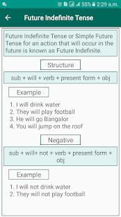 English Tense Book Apps En Google Play