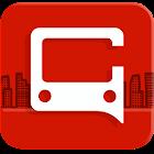 MTC Bus Metro Suburban train icon