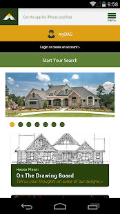 DAG - Don Gardner House Plans- screenshot thumbnail