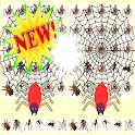 Spider Crush Craft Flood icon