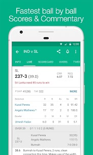 Cricbuzz – Live Cricket Scores & News 3