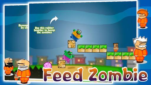 Feed zombie