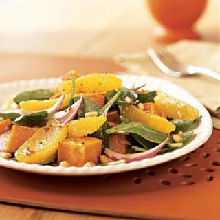 Sweet Potato And Orange Salad Recipes