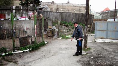 Photo: 2010.04.13 - traseul canalului ce alimenta cele doua mori