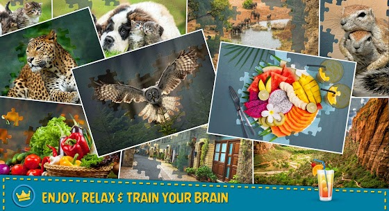 Jigsaw Puzzle Crown – Classic Jigsaw Puzzles 1.0.9.9 MOD for Android 2