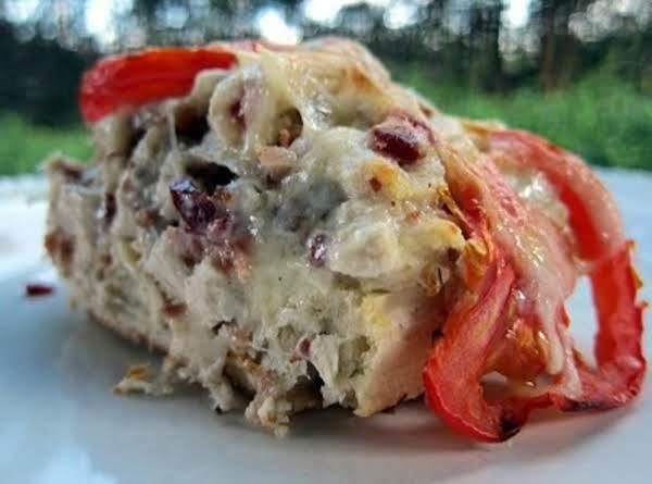 Chicken Bacon Ranch Bake