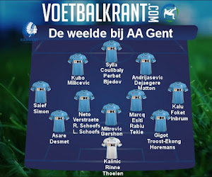De kern van een titelkandidaat: Deze ongelooflijke weelde kan Gent nú al voorleggen
