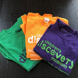 Share with us size and color choices: Sizes available: small, medium, large  Colors: Green, Orange, Purple.