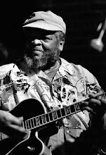 Photo: 2009 del 1 nr 8 The Groovemaster of Souljazz Reuben Wilson with friends 090207 Smoke Jazz Club New York
