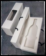 Photo: Caixa Especial para uma garrafas - Foto 3