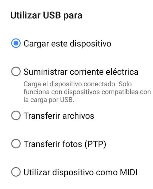conectar el móvil al pc