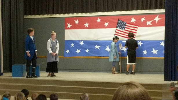 13 Colonies - Ella as Sybil Ludington