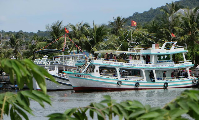 Bài số 6. Lang thang trên đảo Phú Quốc