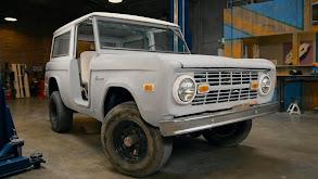1970 Ford Bronco thumbnail