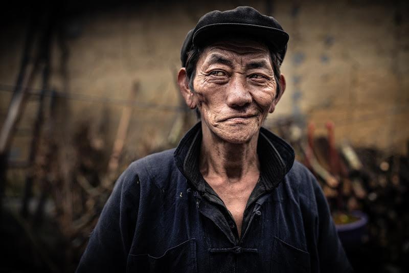 Vietnamese face di Marco Tagliarino