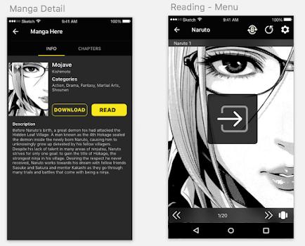Manga Reader 2.0 R