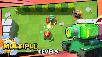 Tank Shooting - Survival Battle