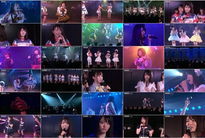 180914 AKB48 村山チーム4 「手をつなぎながら」公演 大森美優 生誕祭 DMM HD