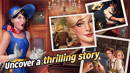 Pearl's Peril - Hidden Object Game APK screenshot thumbnail 2