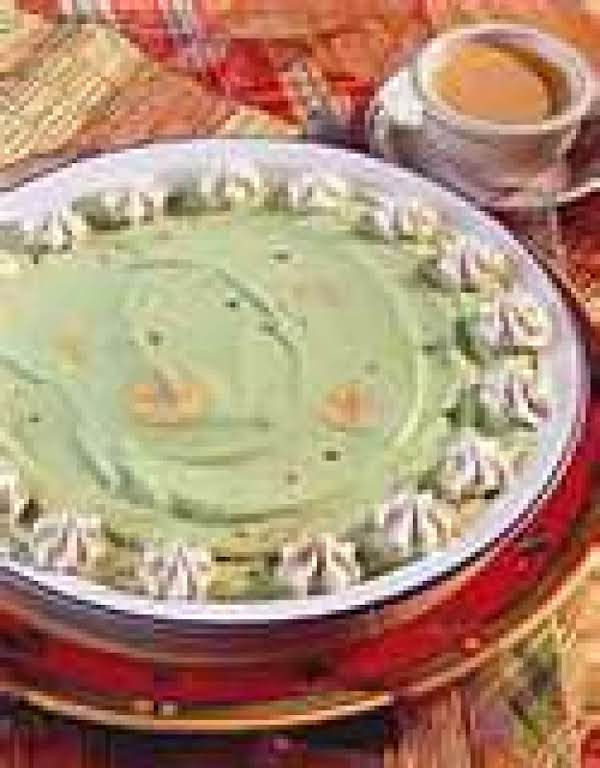 Banana Pistachio Pie