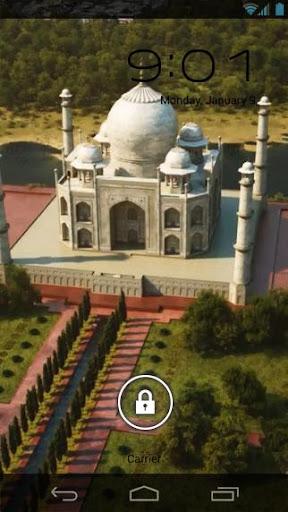 India Wonder Taj Mahal LiveWP