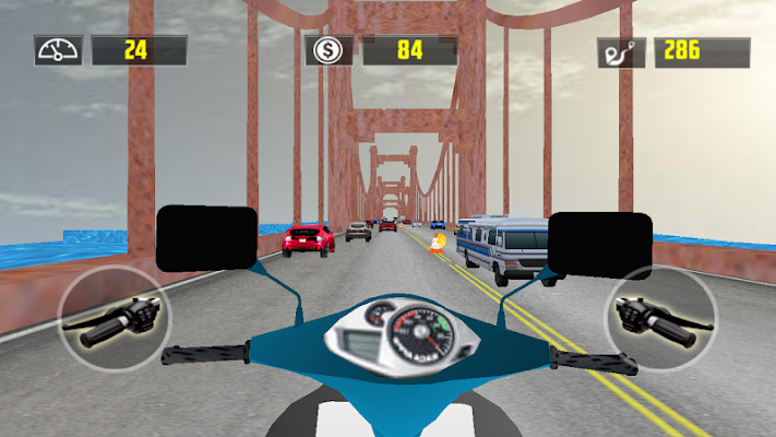 Traffic Rider+ - screenshot