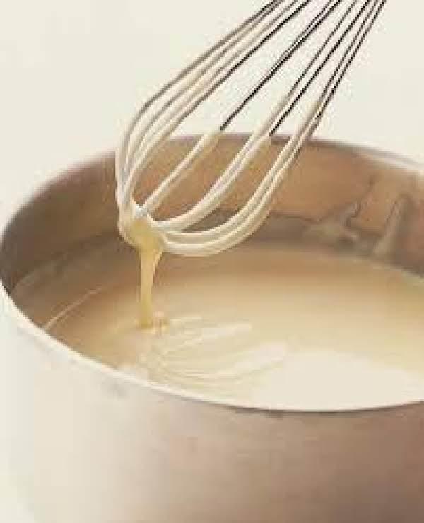 Sauce BÉchamel Recipe