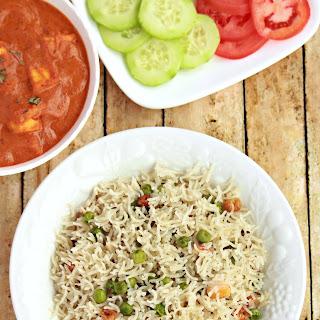 Pulao Side Dish Recipes.