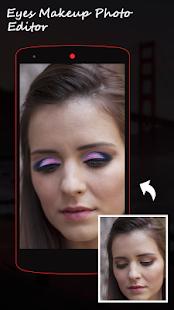 Eye Makeup Photo Editor - náhled