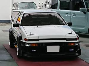 スプリンタートレノ AE86 昭和59年式GT-APEXのカスタム事例画像 おしーんさんの2020年09月19日12:47の投稿