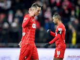 Zinho Vanheusden connaît sa sanction pour son mauvais geste face à Saint-Trond !
