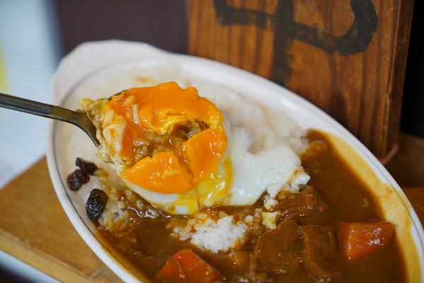 台北紅最久的咖哩店 寅樂屋 型男咖哩